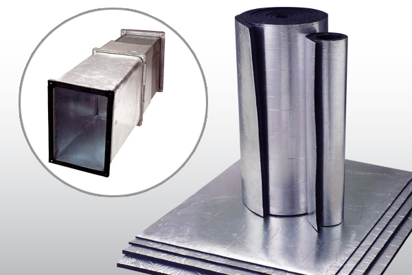 Aeroflex Company Limited Gt Products Gt Application For Duct